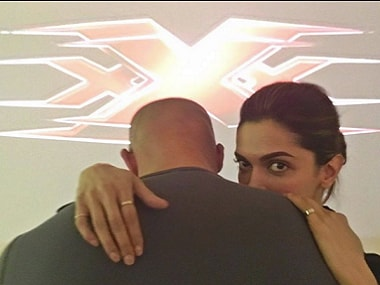 Our latest Hollywood export: Deepika Padukone to feature in a segment of 'XXX' with Vin Diesel