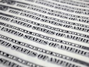 US dollar. Reuters