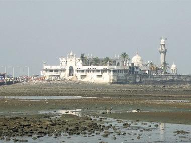 Haji Ali Dargah. IBNLive.