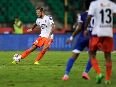 ISL: FC Pune Citys Roger Johnson on his interesting and challenging adventure in India