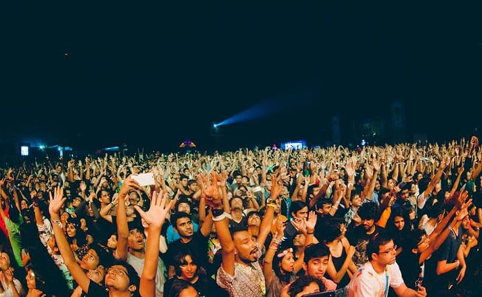 It is the fifth year now and Bacardi NH7 Weekender has been helping fans check must-see artists off their bucket lists and creating moments that they'll cherish. Image credit: NH7 Facebook page