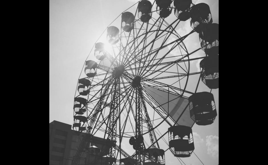 The Pune Weekender also features a ferris wheel. . This year's stellar lineup includes composer extraordinaire AR Rahman, who'll headline this music festival on December 6. Image credit: karanmehh