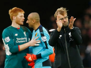 Look whos back: Europa League draw pits Jurgen Klopps Liverpool against former club Dortmund