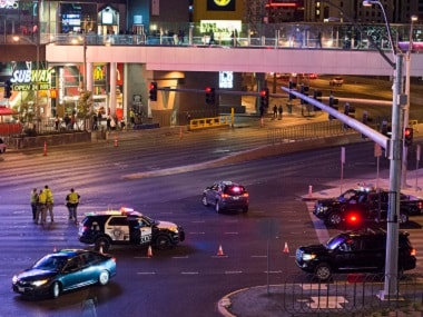US-ACCIDENT-LAS VEGAS