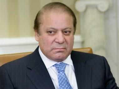 Pakistan's Prime Minister Nawaz Sharif. File photo AFP