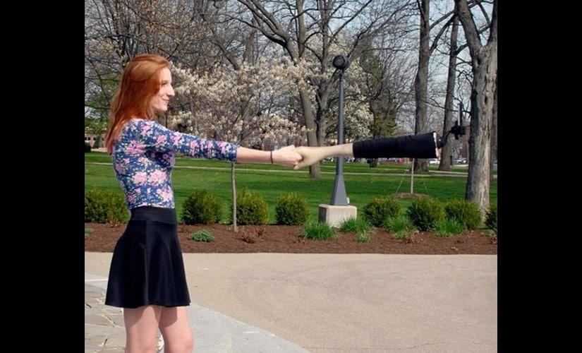 Selfie-arm