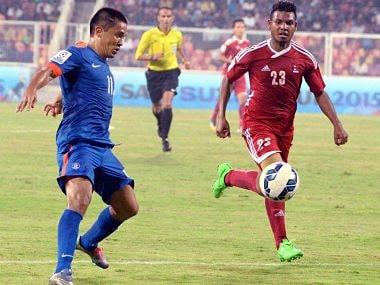 SAFF Suzuki Cup 2015