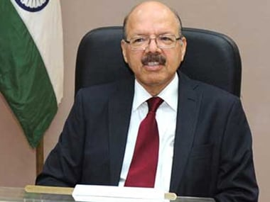 Chief Election Commissioner Nasim Zaidi. File photo. PTI