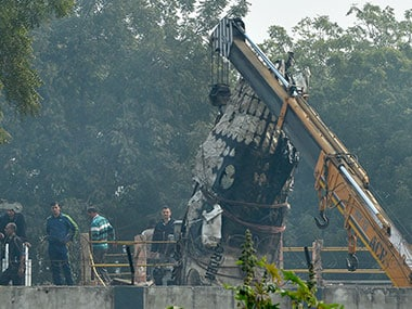 Blame game? BSF chief calls crashed aircraft airworthy after paying tribute to aircrash victims