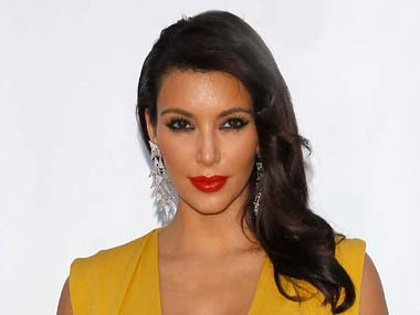 File Image of Kim Kardashian
