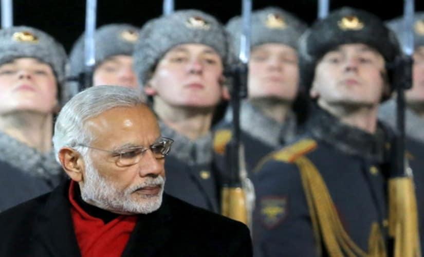 Modi, Putin hail partnership but silent on S-400