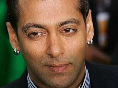 Salman Khan. Getty images.