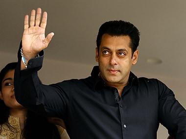 Salman Khan. AFP