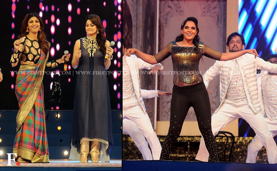Sisters Shilpa and Shamita Shetty. Richa Chaddha's electrifying performance. Sachin Gokhale/Firstpost