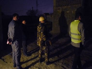 The Indian consulate was attacked in Afghanistan. AFP