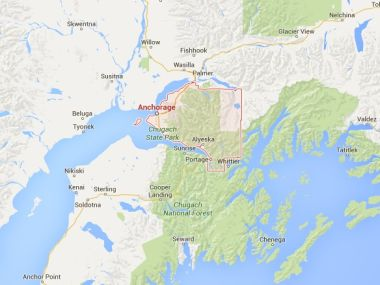 Earthquake of 7.1 magnitude jolts Alaska: Four homes destroyed but no casualties reported