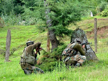 One militant killed in encounter with security forces in Kashmir