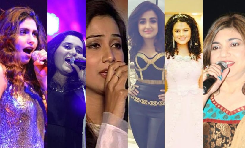 Best playback singer (Female) 2016