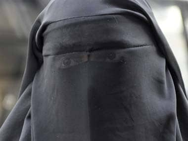 A woman wearing a burqa. Representational image. Reuters