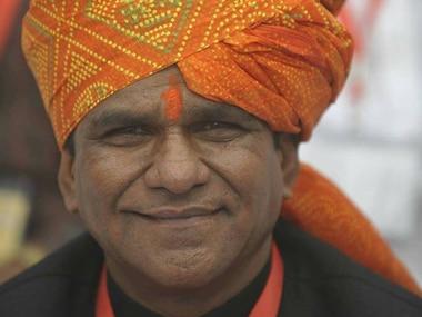 Union Minister Raosaheb Patil Danve named new Maharashtra BJP chief