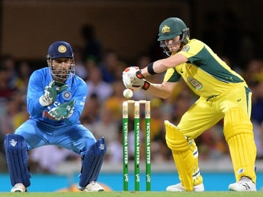 Need to score 330 or more to win with the bowlers we have: Dhoni after Brisbane loss
