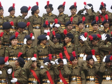 ITBPs first 500-strong mahila squad to be posted to China border in March