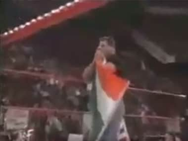 WWE apologises for 1998 incident with Indian flag: Theres no way this isnt about profits