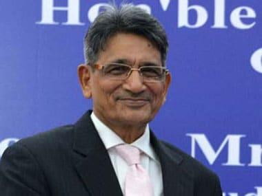 File image of Justice RM Lodha. PTI