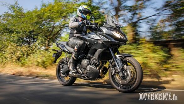 2016 Kawasaki Versys 650 road test review (India)