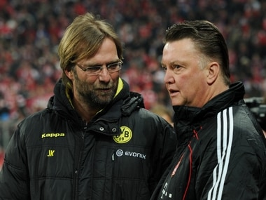 Old rivalry takes new form: Klopps heavy metal Liverpool host van Gaals Manchester United
