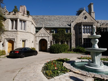 Want to buy the Playboy mansion? It'll only cost you $200 million... and you get to live with Hefner