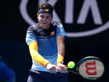 Australian Open: Raonic outlasts Wawrinka in five sets, storms into quarter-finals
