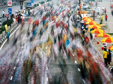 Mumbai Marathon organiser asked to pay Rs 5.48 crore by BMC