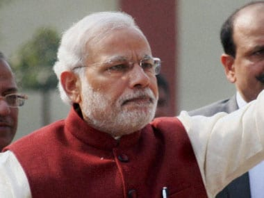 PM Modi sets up eight groups of secretaries for focussed attention