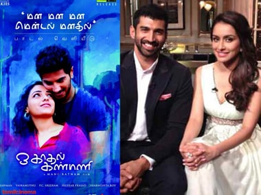 Kapoor and Kapur: Why the hindi version of OK Kanmani will be an Aashiqui 2 reboot