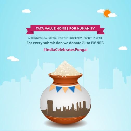 "Sponsored: This Festive Season Tata Value Homes announces ""The Big Indian Home Launch"""
