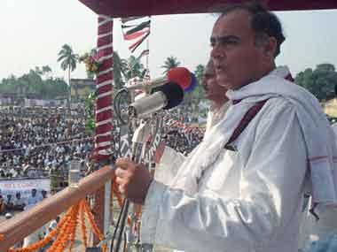 File image of former prime minister Rajiv Gandhi. Reuters