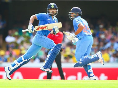 Rohit Sharma and Virat Kohli are going great guns at the moment and need to shoulder even more responsibility. AFP