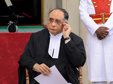 Justice S H Kapadia. File photo. AFP
