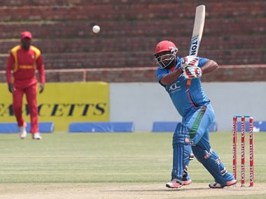 File picture of Mohammad Shahzad (R). AFP