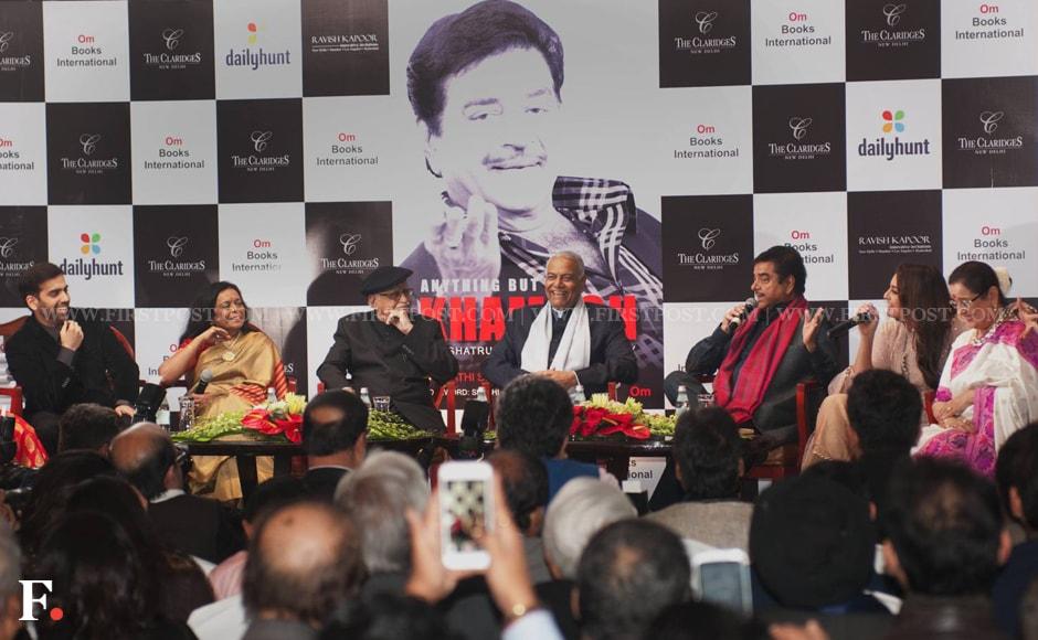Shatrughan-Sinha's-book-launch