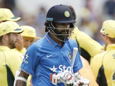 Shikhar Dhawan is walking on nails: Ayaz Memon analyses first ODI between India and Australia