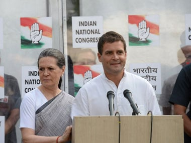 Congress Working Committee meet underway in New Delhi; Rahul Gandhi expected to be made party chief