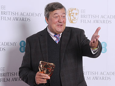 It is upsetting that we cant talk about pressing issues on social media: Stephen Fry at JLF 2016