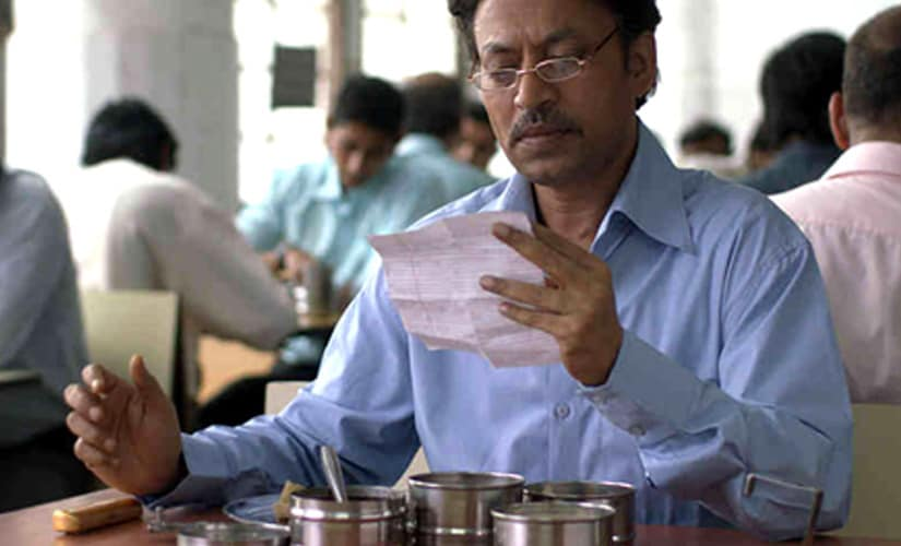 Irrfan Khan in a still from The Lunchbox. YouTube