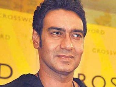 Ajay Devgn. IBN