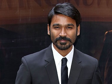 Dhanush. Getty Images.