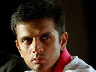 File image of Rahul Dravid. Reuters.