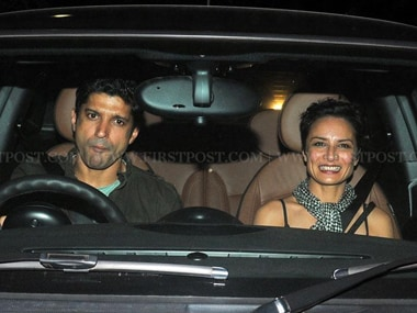 I am sure there were reasons for the Farhan-Adhuna break up that we know nothing about