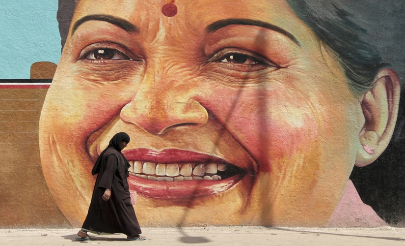 Jaya swept to power in 2011, Assembly elections are round the corner again/ Reuters